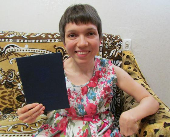 Ирина борется не только со своей болезнью, но и с препонами в законодательстве. И выигрывает!  Фото автора