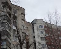 Дом на улице Карла Маркса, где годами течёт крыша.  Фото Валентина Капустина