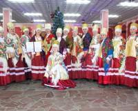 Фольклорная группа северодвинского отделения Лешуконского землячества «Прялица». Фото автора