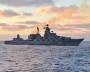 Ракетный крейсер «Маршал Устинов». Фото М. Биктимирова