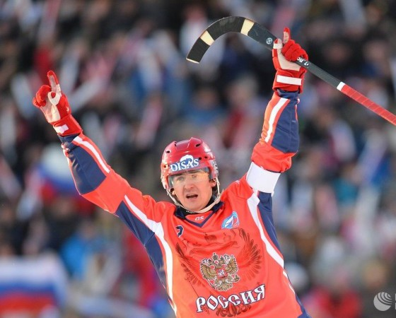 Сергей Ломанов в Швеции не сыграет.Фото из фондов РИА Новости