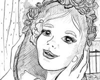 Рисунок Татьяны Воротынцевой