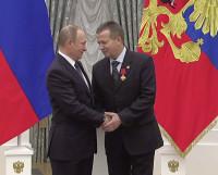 Поздравление от главы государства. Фото из архива семьи Григорович.