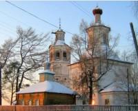 Церковь Спаса Преображения в селе Яренск в плачевном состоянии. Фото с сайта dvinanews.ru