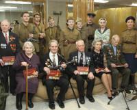 Создание для ветеранов фотокниги «Благодарим!» стало по-настоящему народным проектом. Фото Валентина Капустина