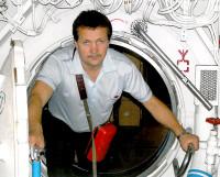 Валерий Григорович знает подводные лодки от А до Я.  Фото Владимира Ковпака