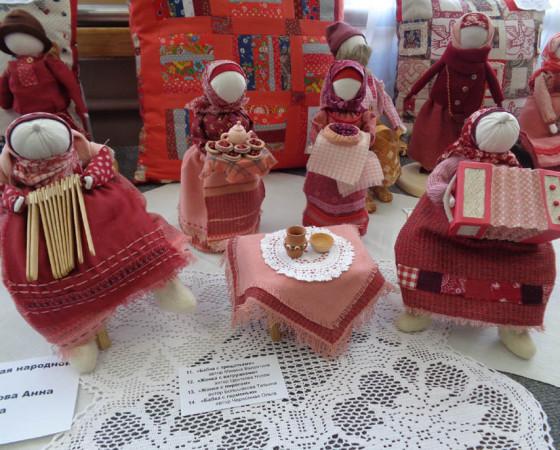 Народные куклы от мастериц из творческой мастерской Анны Тороховой. Фото автора