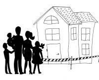 Илл семья дом-m