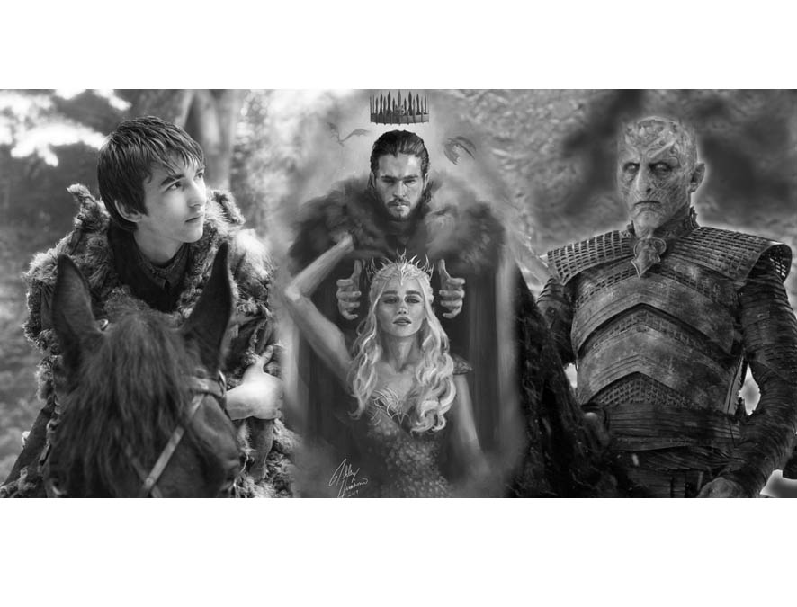 «Игра престолов». Конец близко