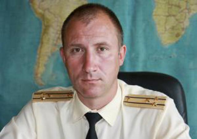 Новый командир БелВМБ