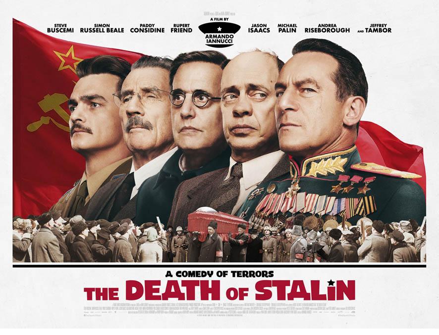 «Смерть Сталина» грозятся запретить