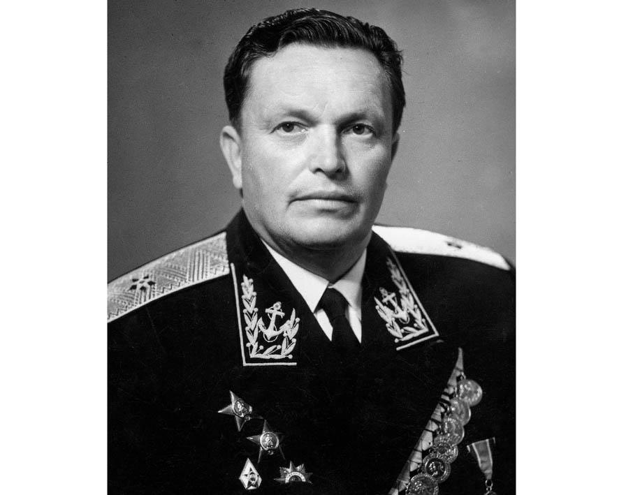 Памяти боевого адмирала