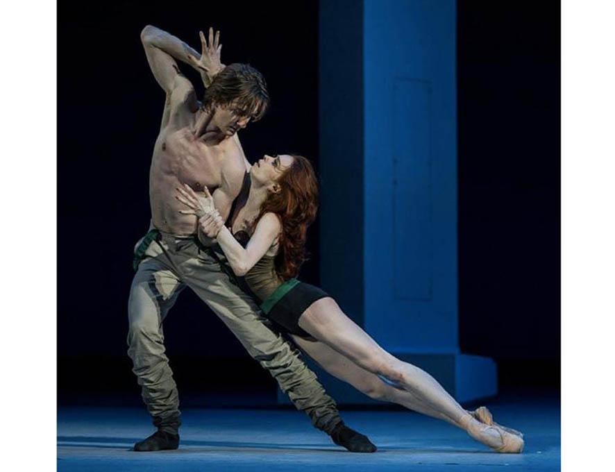 Билет на мировой балет