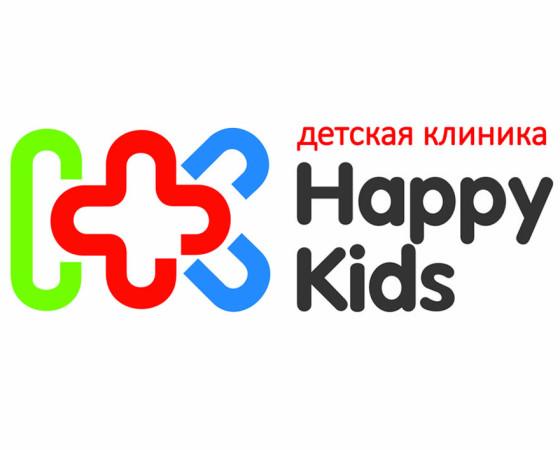 Happy kids лого-m