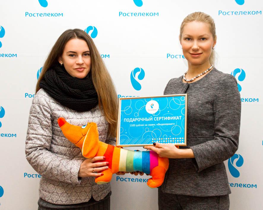 55 тысяч семей Поморья смотрят «Интерактивное ТВ» от «Ростелекома»