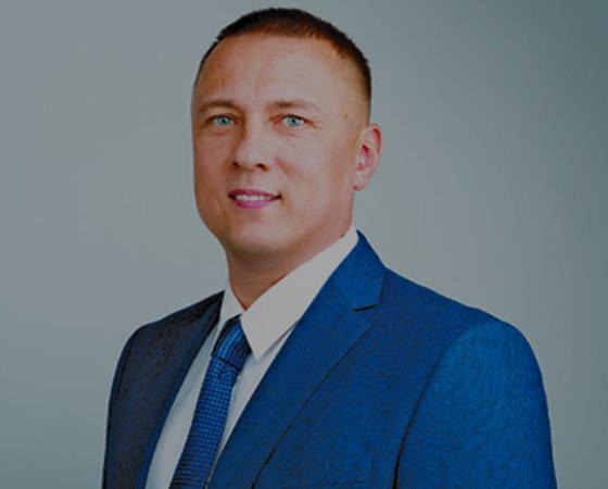 Директор компании КТА.ЛЕС Андрей Карасов.