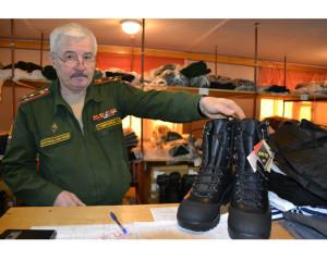 А. Гаврилюк: «Новая обувь не должна разочаровать».