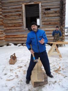 Реставратор Виктор Дренин: учить показом, пояснять рассказом.