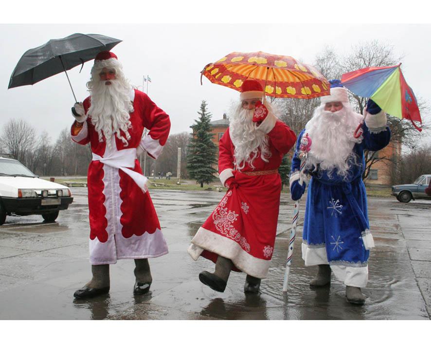 Феномен Деда Мороза