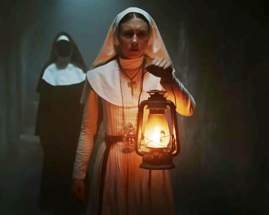Да придёт монахиня…