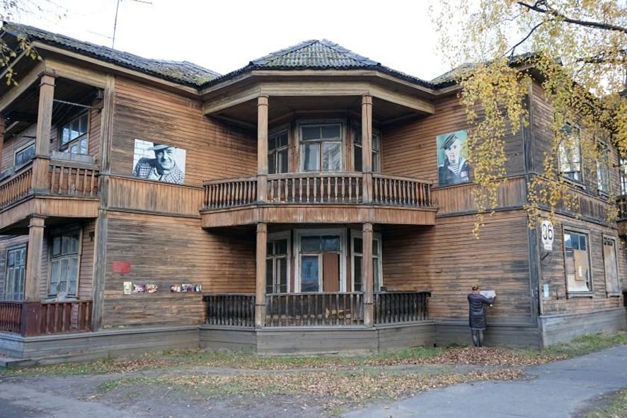 Дом Пикуля — в аренду
