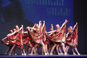 Хореографическая композиция «Барыня» театра танца «Нимфея» сорвала бурные аплодисменты зрителей.