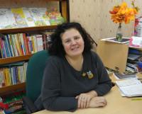 Марина Иванова: «Я благодарна судьбе за то, что она привела меня в библиотеку!»
