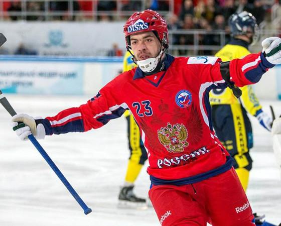 Евгений Дергаев — трёхкратный чемпион мира.