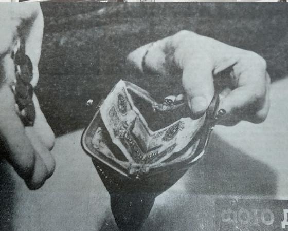1998. Помните времена, когда в кошельке шуршали бумажные трёшки и пятёрки? В начале 1990-х им на смену пришли монеты.