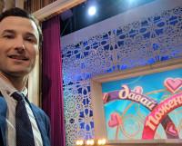 В эфир передача  с участием Андрея  Бурбулиса выйдет  в феврале.