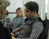 К участнику развернулся судья Дмитрий Гевель.
