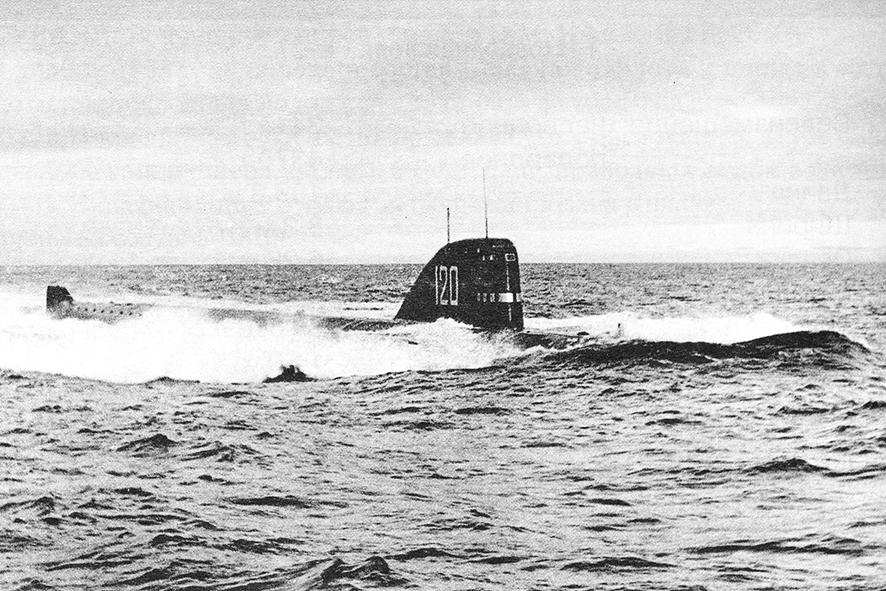 Первоапрельская субмарина