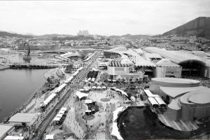 Выставочная площадка EXPO в Йосу заняла 250 тысяч квадратных метров