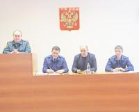 В прокуратуре Северодвинска обсудили проблемы СНТ.