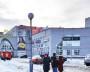 Из-за горе-шутников к торговому центру «Гранд» съехались все оперативные службы города.