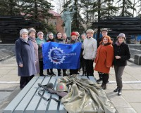 Мы побывали на Севмаше в компании представителей «Национально-культурной автономии евреев Архангельской области» во главе c Джоном Няньковером.