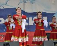 Традиционный концерт на площади Победы.