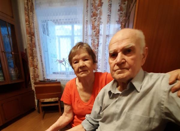 Владимир Павлович и Майя Андреевна вырастили двух сыновей, у  них пятеро внуков и десять правнуков. А летом оба отметят 90-летие.