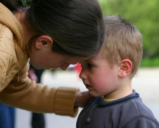 В последнее время малыш часто спрашивает: «А вы будете моей мамой?».