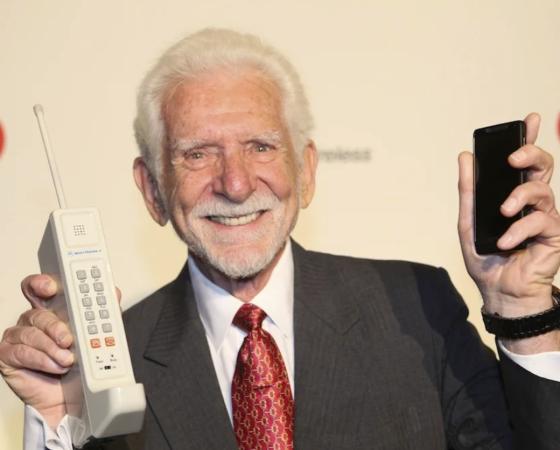 Прошлое и настоящее мобильных устройств.