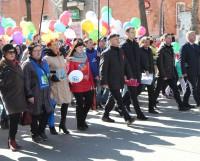 В этом году традиционного первомайского шествия, к сожалению, не будет,  но праздник всё равно пройдёт. В интерактивном режиме.