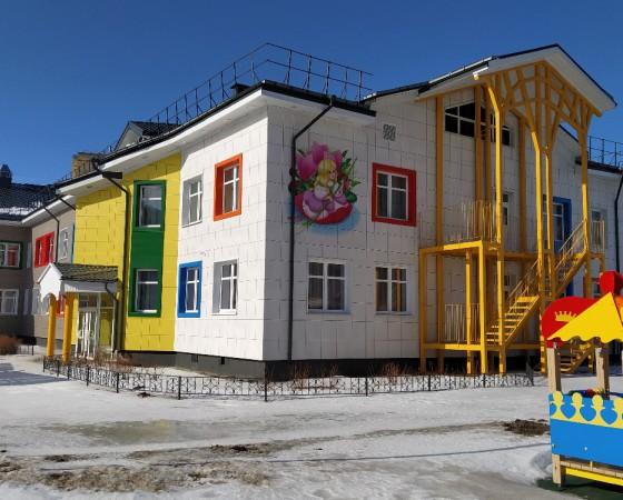В детских садах Северодвинска работают дежурные группы.
