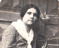 Моя бабушка Елизавета Николаевна