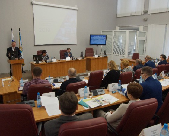 Депутаты горсовета приняли решение «О временном порядке управления и распоряжения муниципальным имуществом» 23 апреля.