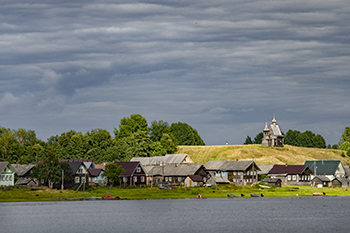 Природа русского севера