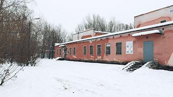 Новый детский сад в старом городе