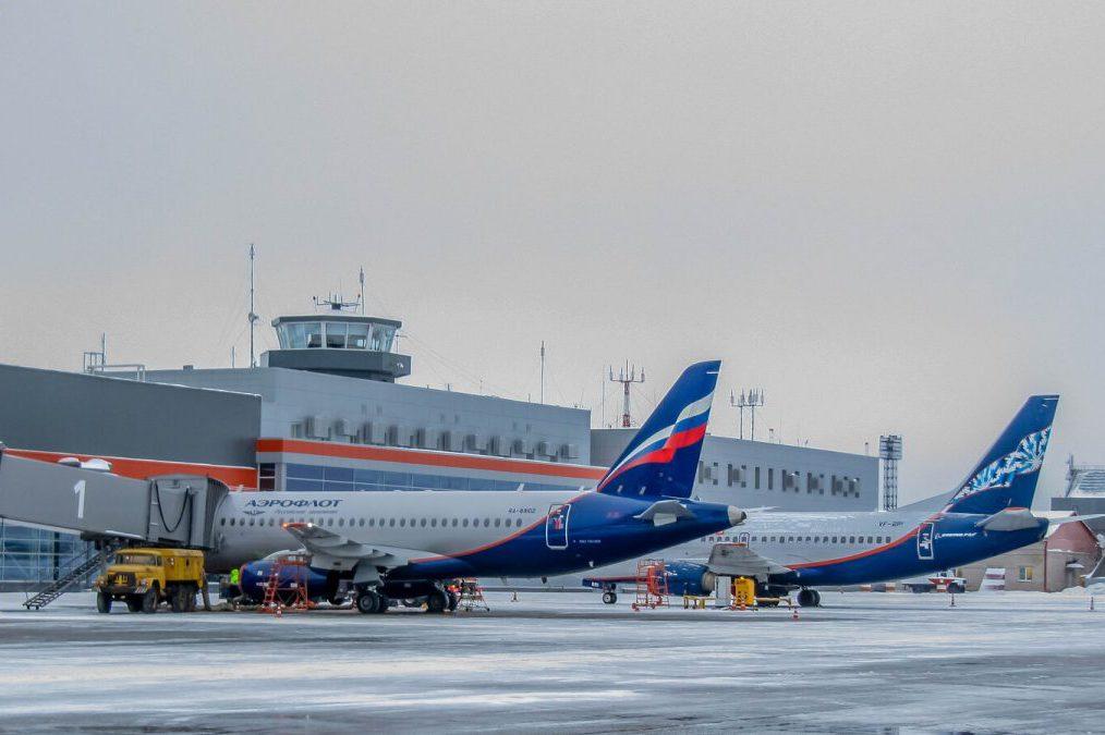 Воздушная гавань Архангельска
