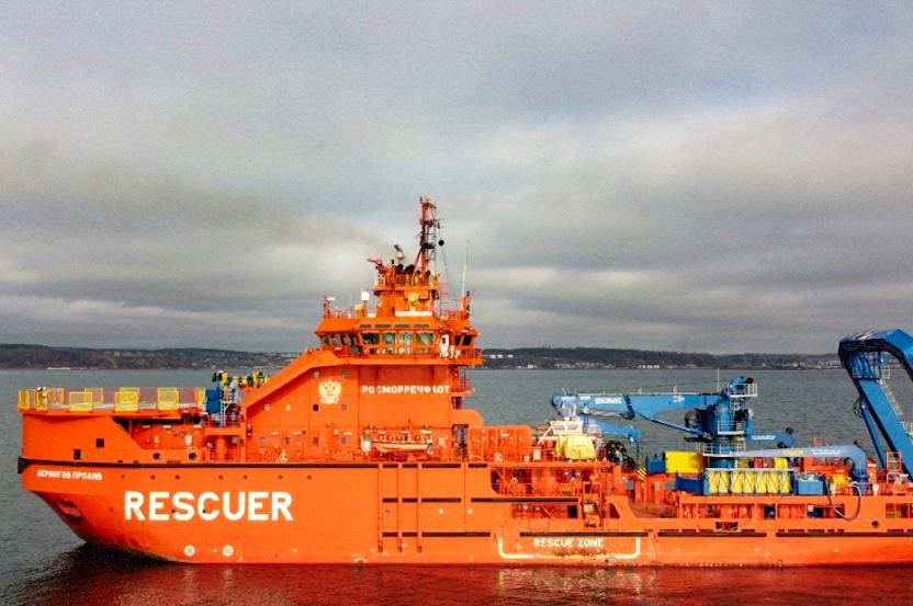 Арктический спасатель