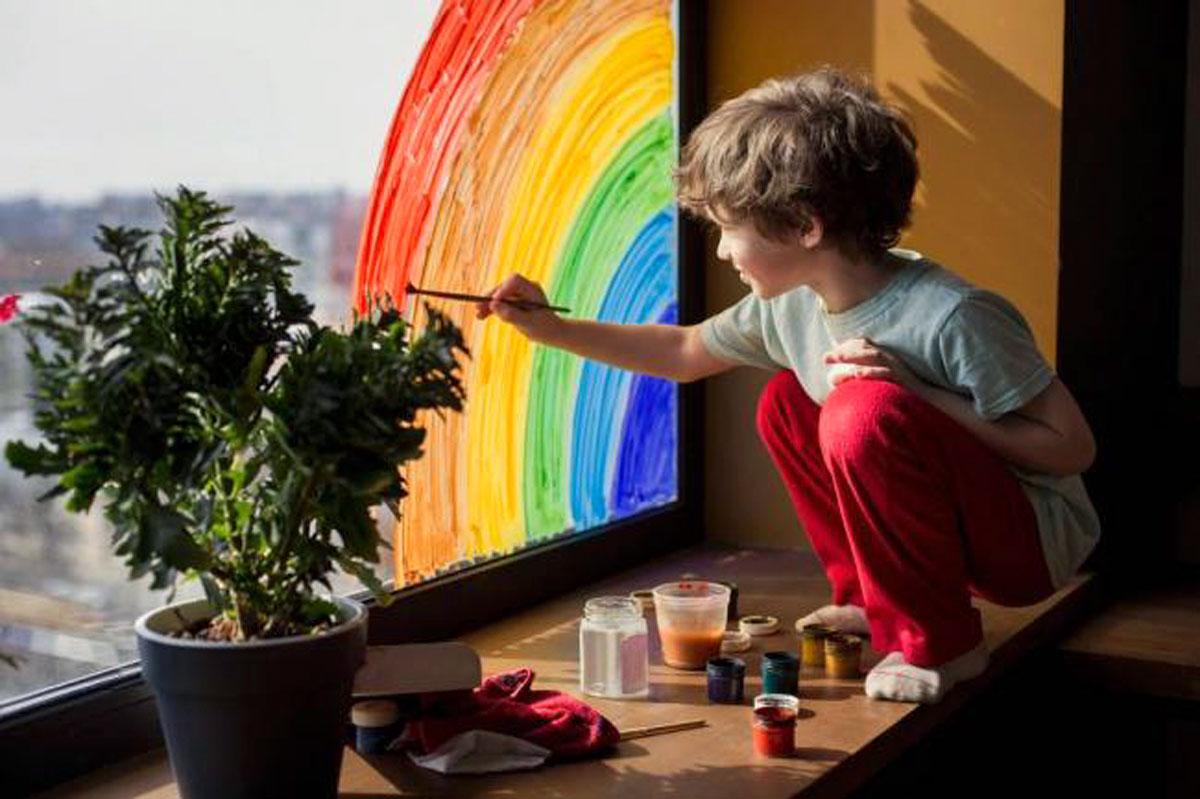 Арт-терапия для детей, перенёсших онкологию