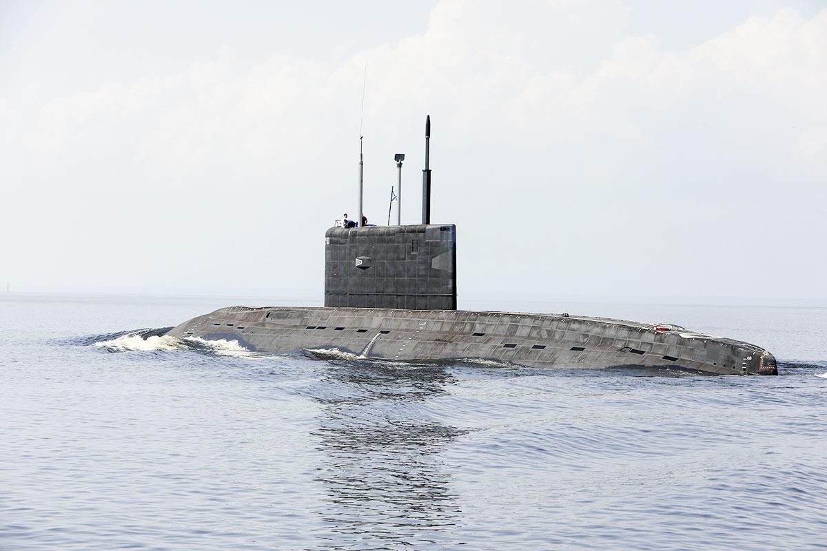 Тихоокеанский флот получил подлодку